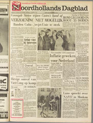 Noordhollands Dagblad : dagblad voor Alkmaar en omgeving 1964-07-07