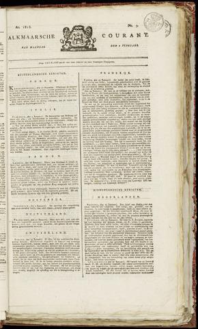 Alkmaarsche Courant 1818-02-02