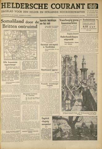 Heldersche Courant 1940-08-20