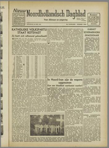 Nieuw Noordhollandsch Dagblad : voor Alkmaar en omgeving 1946-05-20