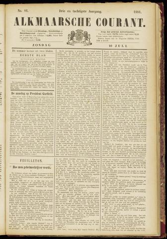Alkmaarsche Courant 1881-07-10