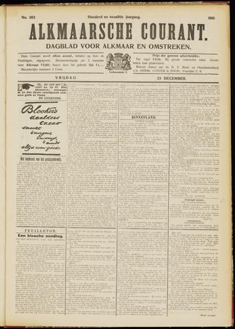 Alkmaarsche Courant 1910-12-23
