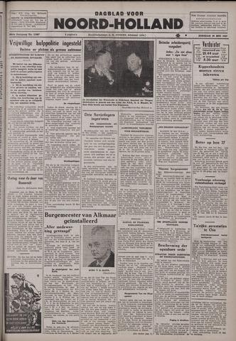 Dagblad Noord-Holland, Schager editie 1942-05-26
