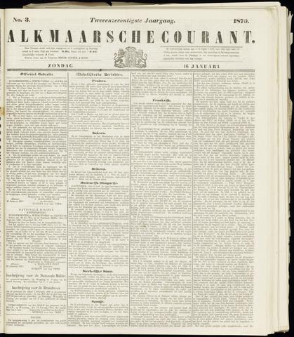 Alkmaarsche Courant 1870-01-16