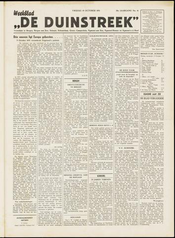 De Duinstreek 1951-10-19
