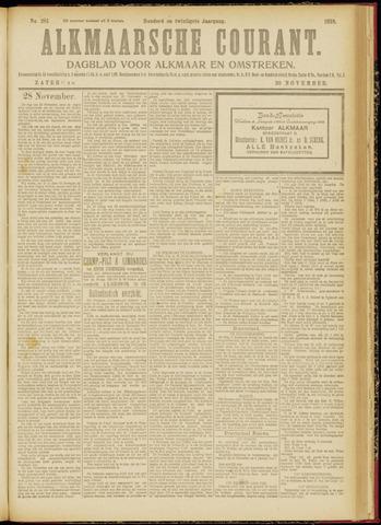 Alkmaarsche Courant 1918-11-30