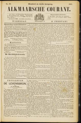 Alkmaarsche Courant 1901-02-27