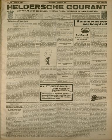 Heldersche Courant 1931-08-01