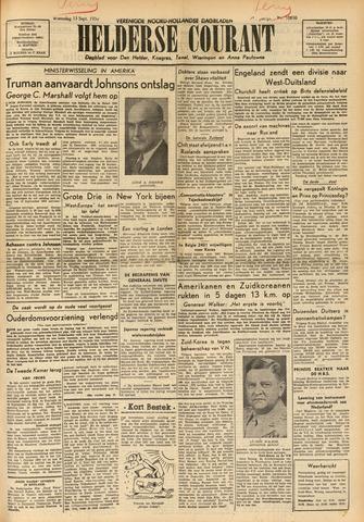 Heldersche Courant 1950-09-13