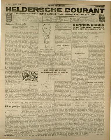 Heldersche Courant 1932-10-08