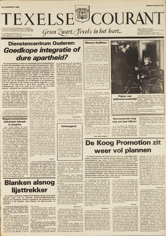 Texelsche Courant 1982-03-05