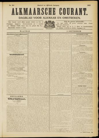Alkmaarsche Courant 1913-09-08