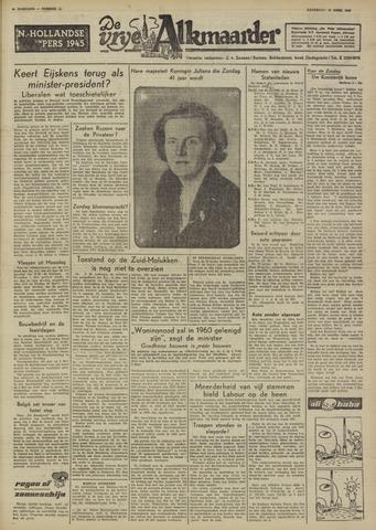 De Vrije Alkmaarder 1950-04-29