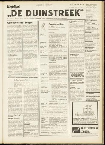 De Duinstreek 1967-07-06