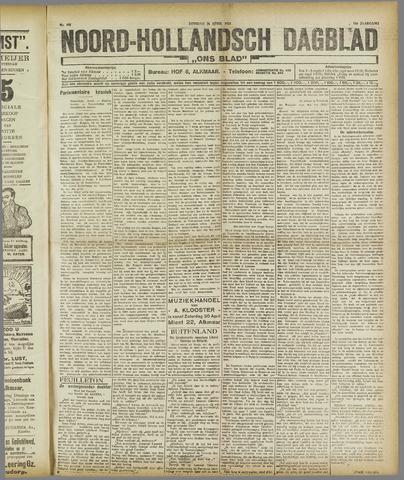 Ons Blad : katholiek nieuwsblad voor N-H 1921-04-26