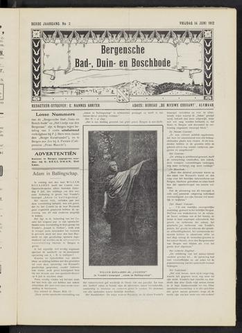 Bergensche bad-, duin- en boschbode 1912-06-14