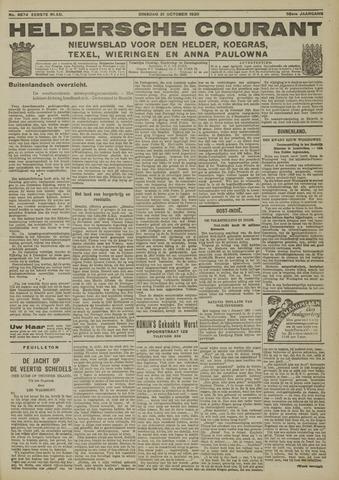 Heldersche Courant 1930-10-21
