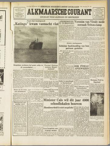 Alkmaarsche Courant 1955-02-19