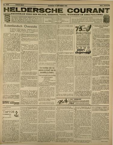 Heldersche Courant 1935-09-14