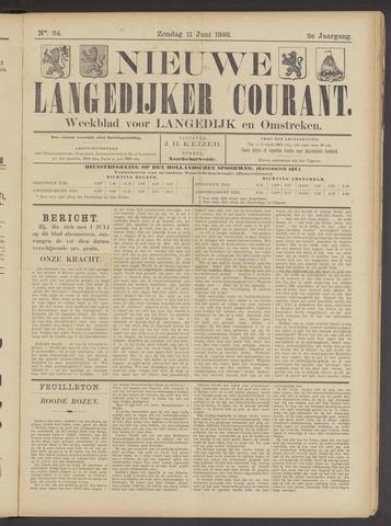Nieuwe Langedijker Courant 1893-06-11