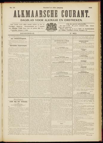 Alkmaarsche Courant 1909-05-27
