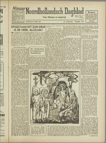 Nieuw Noordhollandsch Dagblad : voor Alkmaar en omgeving 1946-04-20