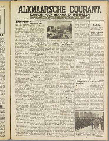 Alkmaarsche Courant 1941-12-24