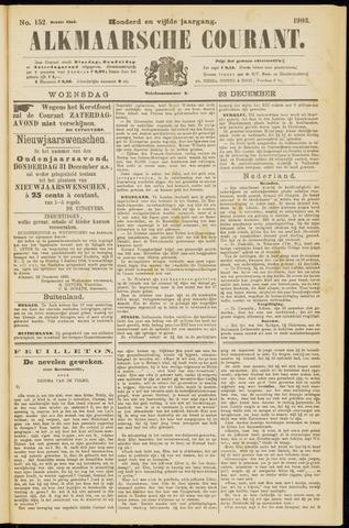 Alkmaarsche Courant 1903-12-23