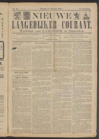 Nieuwe Langedijker Courant 1897-10-10
