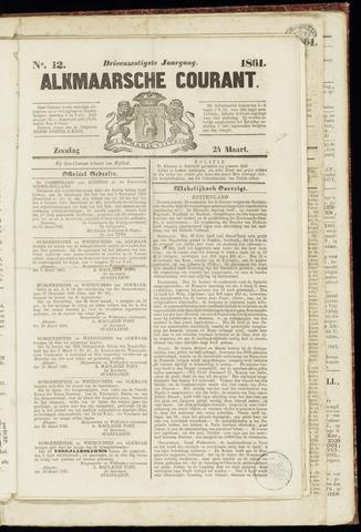 Alkmaarsche Courant 1861-03-24