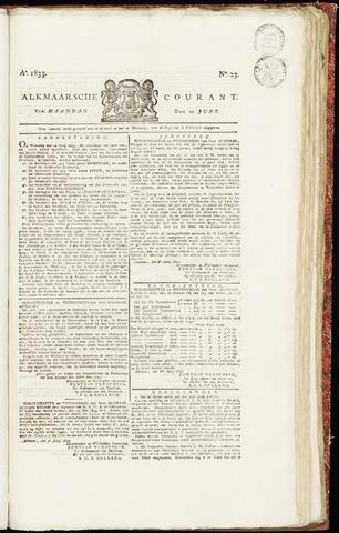 Alkmaarsche Courant 1833-06-10