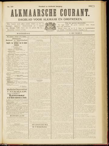 Alkmaarsche Courant 1911-10-11