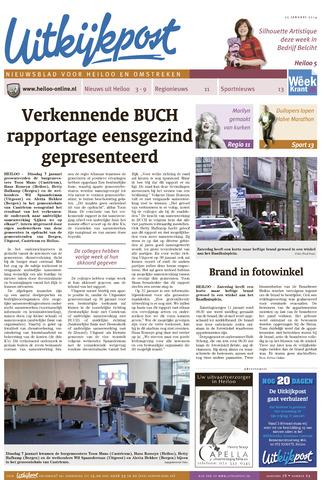Uitkijkpost : nieuwsblad voor Heiloo e.o. 2014-01-15
