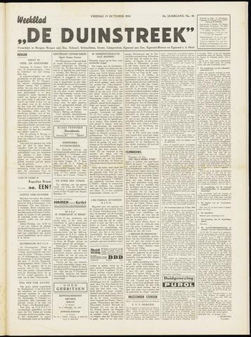 De Duinstreek 1954-10-15