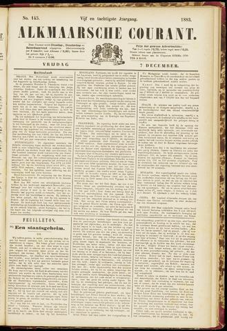 Alkmaarsche Courant 1883-12-07