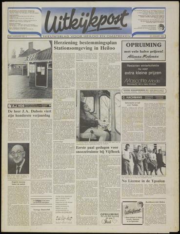 Uitkijkpost : nieuwsblad voor Heiloo e.o. 1993-01-20