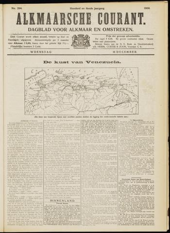 Alkmaarsche Courant 1908-12-16