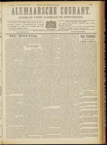 Alkmaarsche Courant 1916-09-02