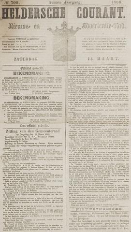 Heldersche Courant 1868-03-14