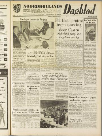 Noordhollands Dagblad : dagblad voor Alkmaar en omgeving 1960-07-05