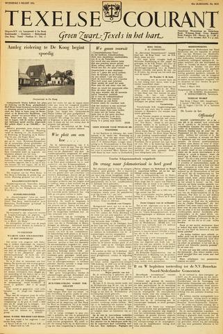 Texelsche Courant 1952-03-05