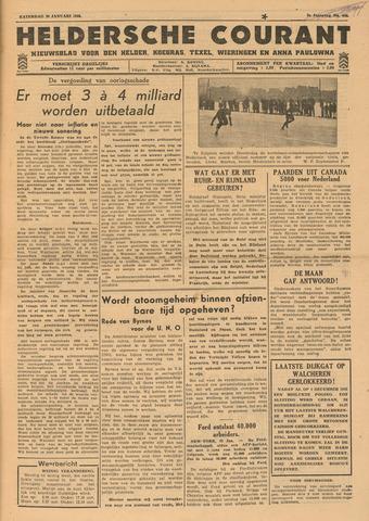 Heldersche Courant 1946-01-26
