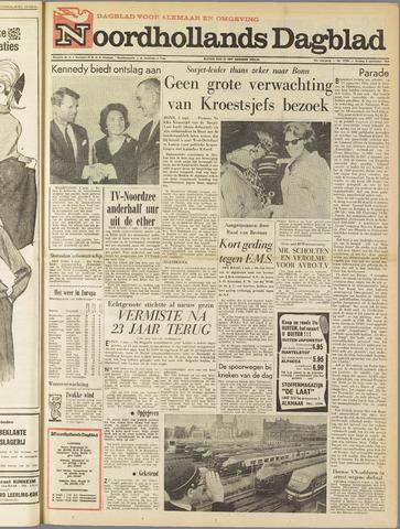 Noordhollands Dagblad : dagblad voor Alkmaar en omgeving 1964-09-04