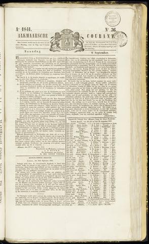 Alkmaarsche Courant 1841-09-06