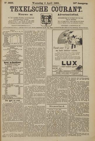 Texelsche Courant 1923-04-04