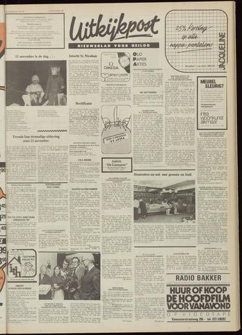 Uitkijkpost : nieuwsblad voor Heiloo e.o. 1981-11-11