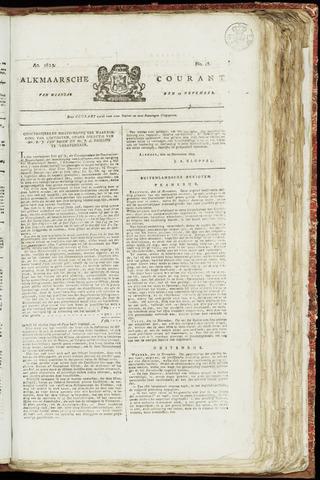 Alkmaarsche Courant 1819-11-29