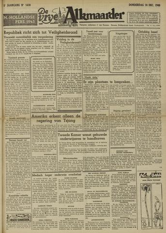 De Vrije Alkmaarder 1948-12-16