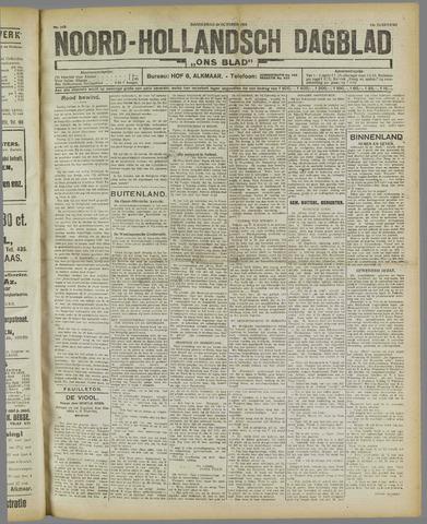 Ons Blad : katholiek nieuwsblad voor N-H 1921-10-20