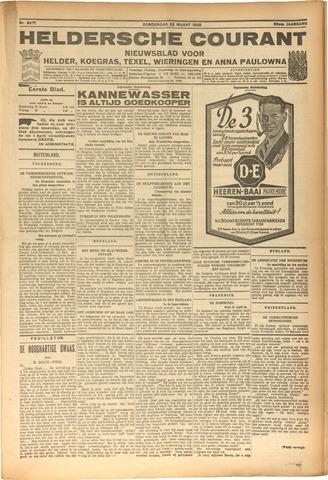 Heldersche Courant 1928-03-22